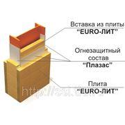 ЕТ Металл 180 система конструктивной огнезащиты металлоконструкций фото