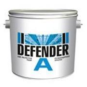 Краска огнезащитная ДЕФЕНДЕР А для воздуховодов и бетонных конструкций на водной основе фото