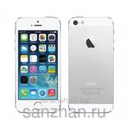 Телефон Apple iPhone 5S 16Gb Silver REF 86337 фото