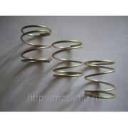 Пружины изготовим диаметр проволоки от 0,4 до 5 мм фото