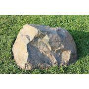 Декоративный камень-валун D-80 см фото