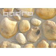Облицовочный камень Голыш1 фото