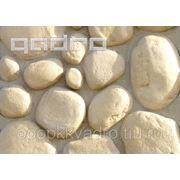 Облицовочный камень Голыш2 фото
