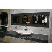 Ванные комнаты из искусственного камня фото