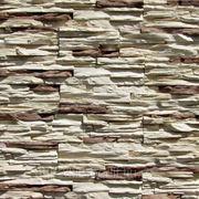 Выветренная скала 20-41-4. Искусственный декоративный камень фото