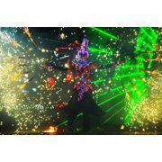 Лазерное шоу - от театра Мадхура фото