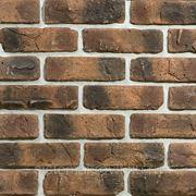 Кирпич Старая англия 031 (Облицовочный искусственный камень) фото
