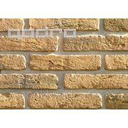 Облицовочный камень Состаренный кирпич 3 фото