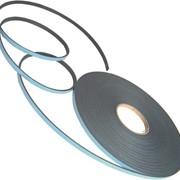 Липкая резина (бордюрная лента) 3мм*20м фото
