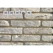 Облицовочный камень Состаренный кирпич 4 фото