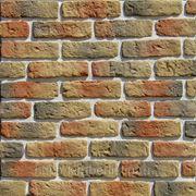 Брик 40-53. Искусственный декоративный камень фото