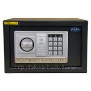 Мебельный сейф SFT-20EA с электронным замком фото