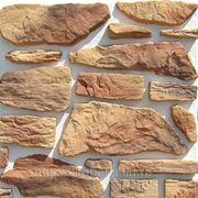 Альпы 60-105-10. Искусственный декоративный камень фото
