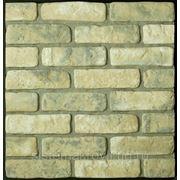 Кирпич Старая прага 02 (Облицовочный искусственный камень) фото
