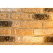 Облицовочный камень Античный кирпич 6 фото