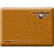 Шафран полимерный наполнитель GraniStone фото