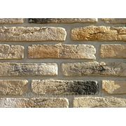 Облицовочный камень Состаренный кирпич 1 фото
