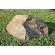 Декоративный камень-валун D-90 см фото