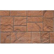 Декоративный камень Песчаник рельефный KV-304 фото
