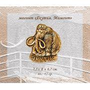 Магнит «Якутия. Мамонт» фото
