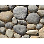 Искусственный камень Эколит Речной утес Горный фото