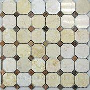 Мозаика из натурального камня Dublin 305*305*7 фото
