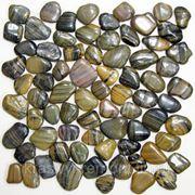 Мозаика из натурального камня Tiger jack 305*305*13 фото