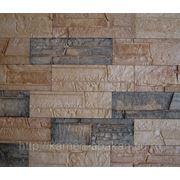 Искусственный камень Сланец Колорадо, комбо-лайт (0350) фото