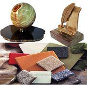 Сувениры, искусственный камень, изделия из натурального камня, гранита мрамора, уральский камень фото