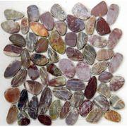 Мозаика из натурального камня Flat Red jack 305*305*8 фото