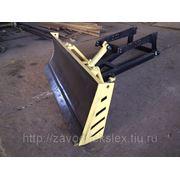 Бульдозерный отвал гидроповоротный ОБ-04Г для МТЗ Беларус фото