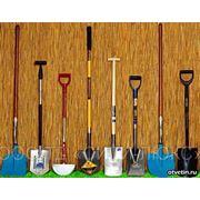 Лопаты: совковая, штыковая, снеговая т. 8(3952) 779-078 фото