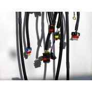 Жгуты проводов для автомобильной промышленности фото