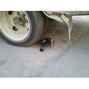 Испытания лопаты из рельсовой стали фото