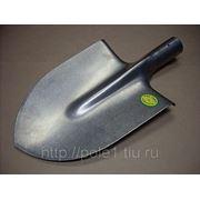 Лопата штыковая из титана без черенка фото