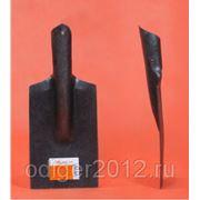 Лопата-ледоруб из рельсовой стали на черенке фото