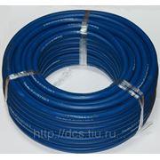 Рукав кислородный синий 6,3мм*12мм*30м Р=2 МПа фото