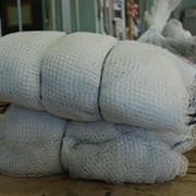 Садок рыбоводный, 4,0мх10,0мх3,0м, стенка ячея 12мм(210den/24), дно ячея 12 мм(210den/24), дель беузловая,обвязка, верт. пожилины 8мм 10 шт, без крышки фото