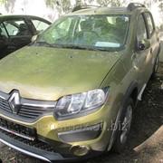 Автомобиль Renault Sandero Stepway, арт. X7L5SRAVG55245041 фото