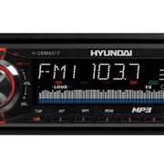 Автомагнитола Hyundai H-CDM8017 фото