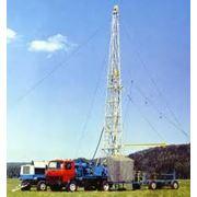 Бурение скважин гидрогеологического назначения. фото