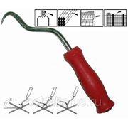 Крюк для вязки арматуры (ручной) фото