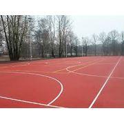 Устройство спортивных площадок