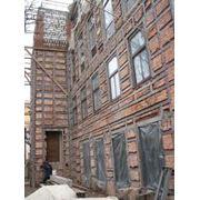 Реконструкция жилых и общественных зданий фото