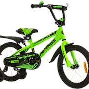 Детский велосипед Nameless Sport 18 зеленый фото