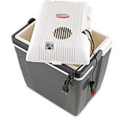 Термоэлектрический автохолодильник Ezetil E 27 S Turbofridge (12/230V) фото