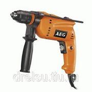 Дрель ударная AEG SBE 630 R (412799) фото
