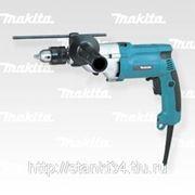 Ударная дрель Makita HP2050 фото