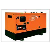 Дизельные генераторы RID фото