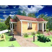 Строительство деревянно-каркасных домов